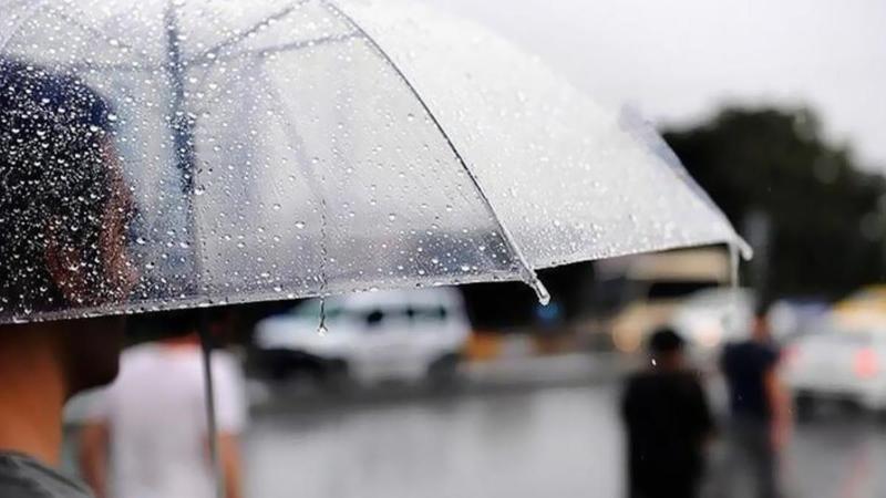 Meteoroloji Genel Müdürlüğü tarafından açıklanan veriler doğrultusunda Bursa'da dün bölgesel olarak görülen sağanak yağışın ardından bugün de yer yer