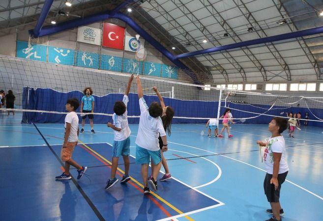 Bursa'da kış spor okulları eğitime başlıyor