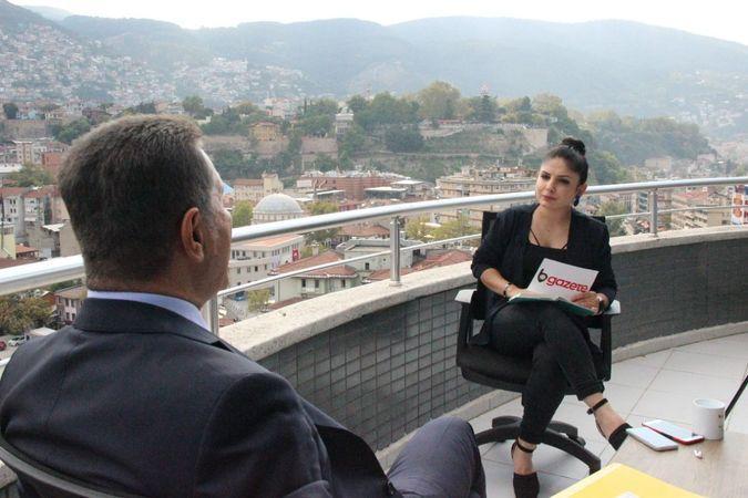 Türkiye Değişim Partisi Lideri Mustafa Sarıgül BGazete ekranlarında Şenol Güneş hakkında ''Türkiye'nin geliştirdiği çok değerli spor adamlarından bir