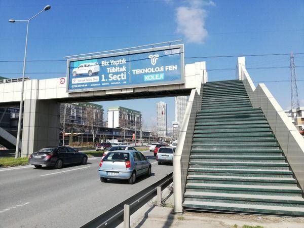 Bursa'da yol çalışmalarına hız verildi