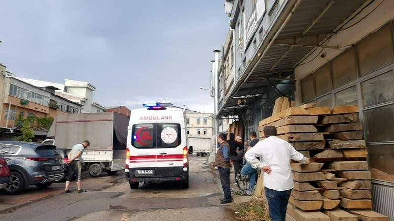 Bursa'da demir saç hastanelik etti