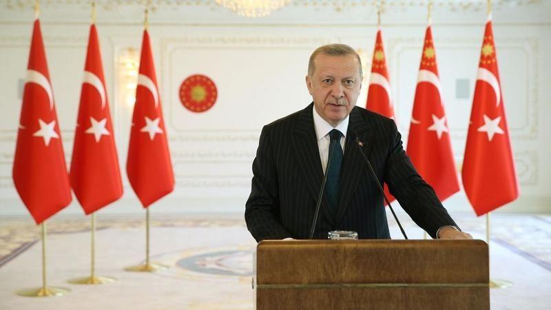 Cumhurbaşkanı Recep Tayyip Erdoğan, Türkiye İhracatçılar Meclisi 28. Olağan Genel Kurulu ve İhracatın Şampiyonları Ödül Töreni'nde önemli açıklamalard