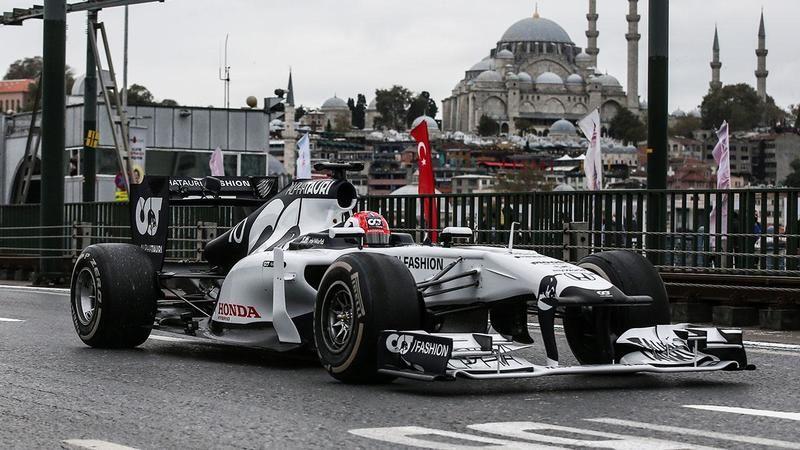 Türkiye'ye 2022 Formula 1 müjdesi