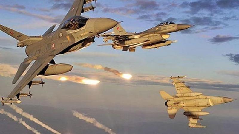 Irak'ın kuzeyinde Gara bölgesinde 6 PKK'lı terörist hava harekatıyla etkisiz hale getirildi.