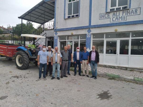 Bursa ilinin Mustafakemalpaşa ilçesine bağlı bir mahalle olan İncealipınar ve çevre mahallelerin katılımıyla Güney Marmara Tarımsal Kalkınma Kooperati