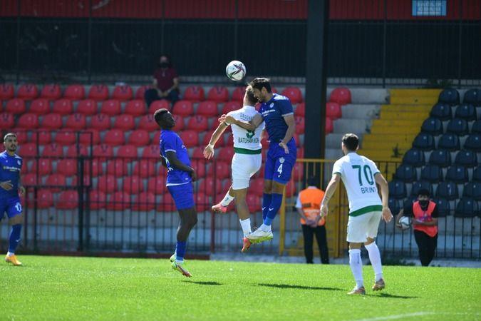 TFF 1. Lig'de mücadele eden Bursaspor, 6 haftada 5 puan toplayarak son 18 yılın en kötü 3 başlangıcından birine imza attı.