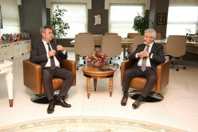 Başkan Erdem'den RUMELİSİAD'a destek