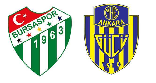 Bursaspor TFF 1.Lig'in 7. haftasında yarın Bitci Timsah Park Stadı'nda Ankaragücü ile karşılaşacak. Bursaspor-Ankaragücü mücadelesi saat 19.00'da başl
