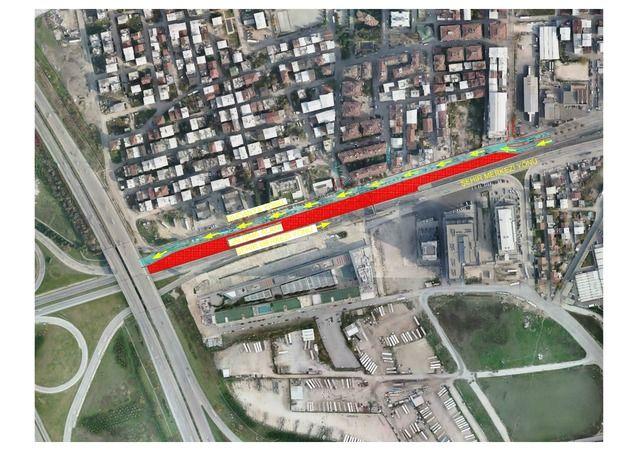 Bursa Büyükşehir Belediyesi tarafından Şehir Hastanesi'ne kesintisiz ulaşımın sağlanabilmesi amacıyla projelendirilen, Emek - Şehir Hastanesi Raylı Si
