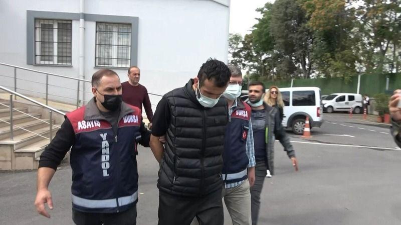 Bursa'da meydana gelen olayda dolandırıldığını anlayan adamın bu ânları kayıt altına alarak savcılığa suç duyurusunda bulunmasının ardından, şüpheli R