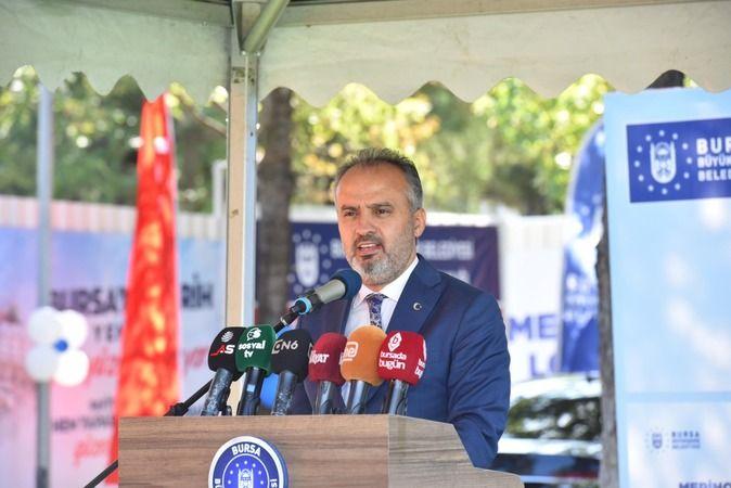 Bursa Büyükşehir Belediyesi, Türkiye'nin ilk sanayileşme atılımlarından olan Merinos Fabrikası'nın ruhunun yaşatılması amacıyla 'Merinos Lokali'nin te
