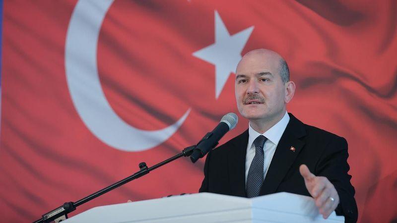 İçişleri Bakanı Süleyman Soylu Sivil Toplumla İlişkiler Genel Müdürlüğü Merkez ve Taşra Teşkilatı Hizmet içi Eğitim Semineri'nde konuştu. Konuşmasında