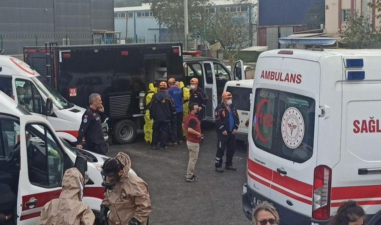 Bursa'da kimyasal plastik ham madde fabrikasında yaşanan patlamada hayatını kaybeden işçinin evli 3 çocuk babası üretim operatörü Özkan Deniz olduğu o