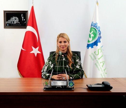 DOSABSİAD Yönetim Kurulu Başkanı Nilüfer Çevikel, üretim maliyetlerindeki yükseliş ve hammadde temini sorununa rağmen sanayi üretim endeksindeki artış