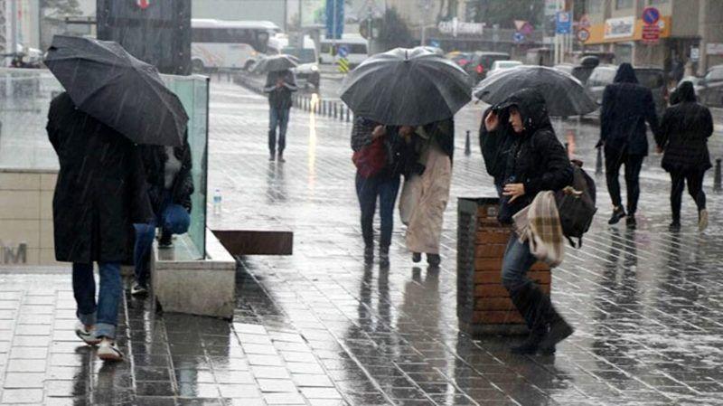 Meteoroloji yetkililerinden yapılan açıklamaya göre, Bursa'da akşam saatlerine kadar sağanak yağış etkili olacak. Bursa'da hava sıcaklığının en yüksek