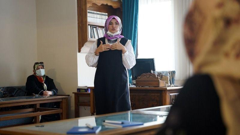 Yıldırım Belediyesi Anne Çocuk Akademi'sini hayata geçirdi