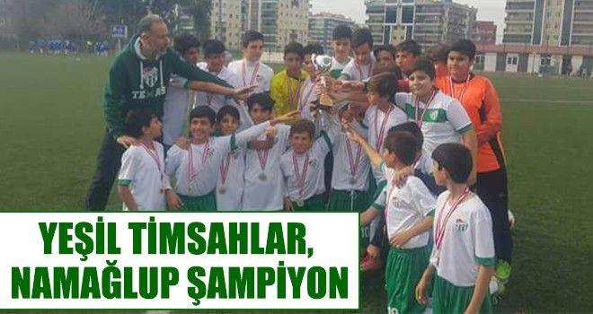 Yeşil Timsahlar, namağlup şampiyon