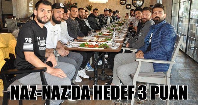 Naz-Nazda Hedef 3 Puan