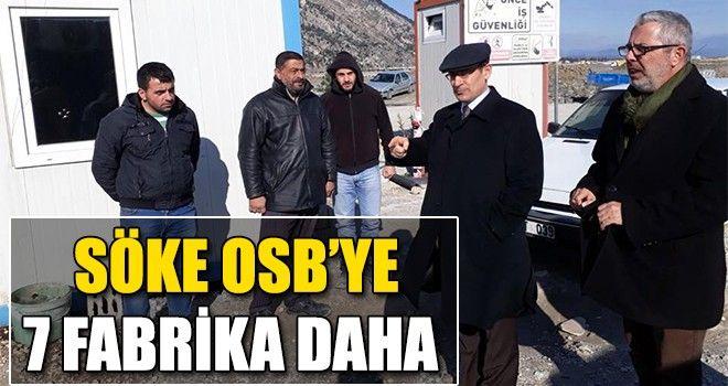 Söke Osbye, 7 Fabrika Daha