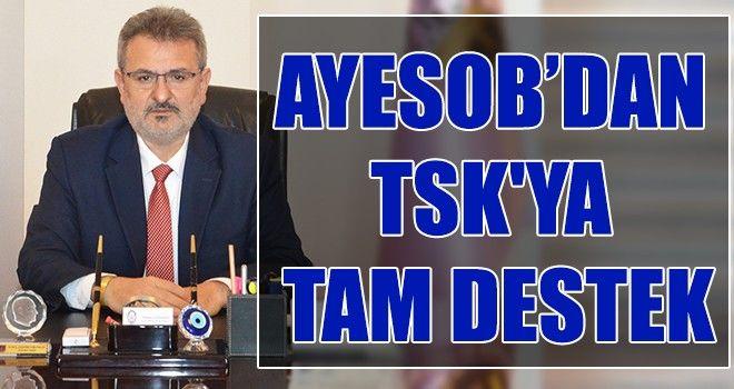 Ayesobdan Tskya Tam Destek