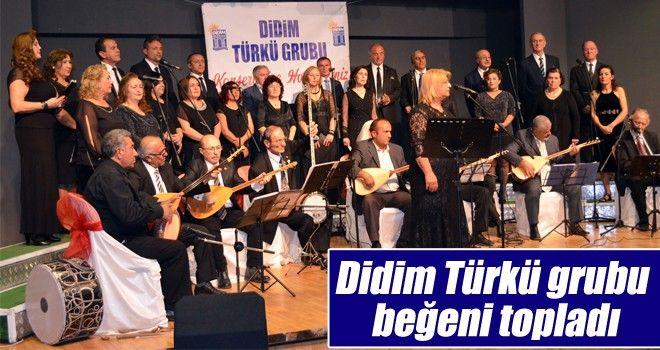Didim Türkü Grubu Beğeni Topladı