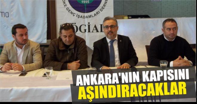 Ankara'nın kapısını aşındıracaklar