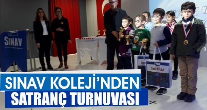 Sınav Koleji'nden Satranç Turnuvası