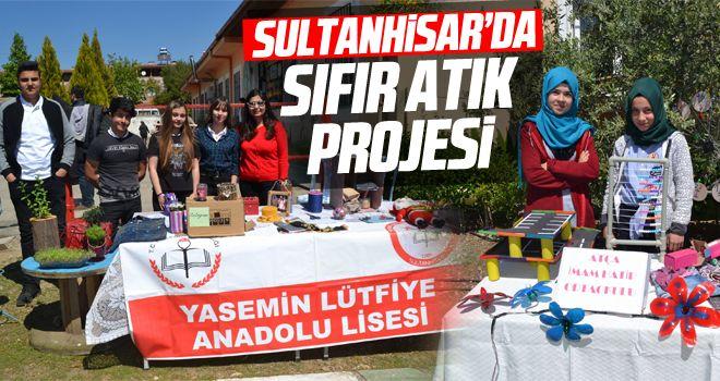 Sultanhisar'da sıfır atık projesi