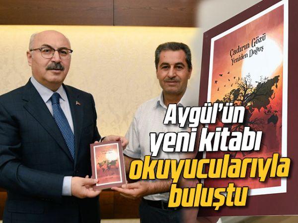 Aygül'ün yeni kitabı okuyucularıyla buluştu