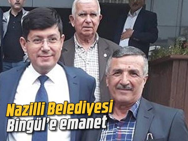 Nazilli Belediyesi Bingül'e emanet