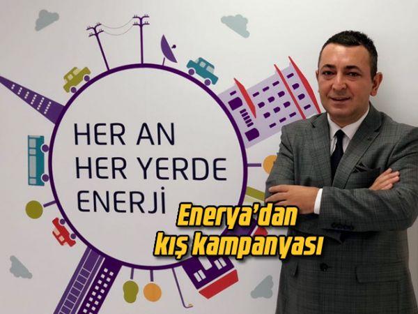 Enerya'dan kış kampanyası