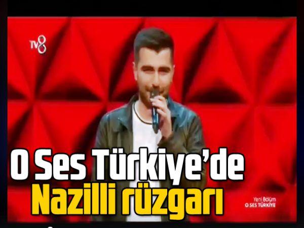 O Ses Türkiye'de Nazilli rüzgarı