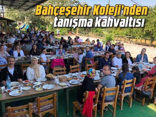 Bahçeşehir Koleji'nden tanışma kahvaltısı