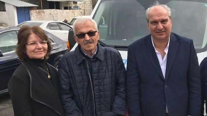Apaydın ailesinden Bozdoğan Belediyesine arsa bağışı