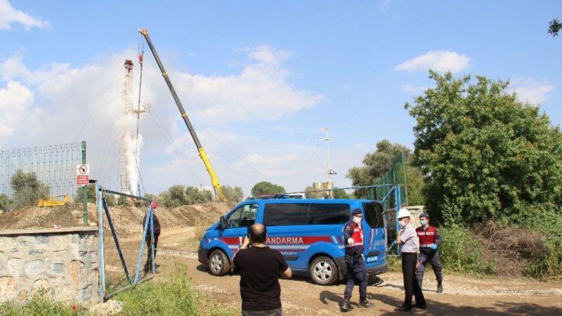 Aydın Valiliği'nden Yılmazköy'deki jeotermal kuyusundaki patlama ile ilgili açıklama