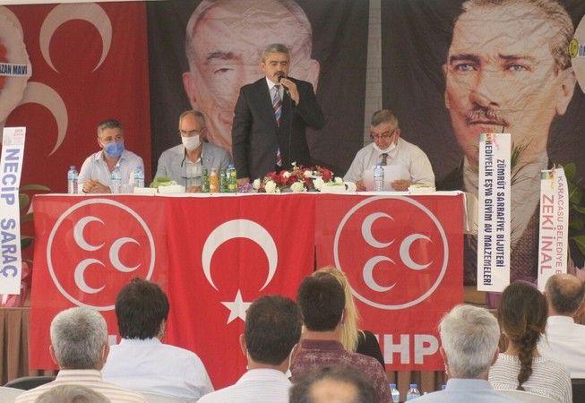 MHP Karpuzlu'da Gök güven tazeledi