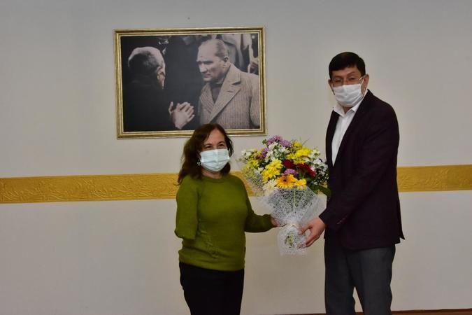 Başkan Özcan ve engelli dernekleri, 3 Aralık için toplandı