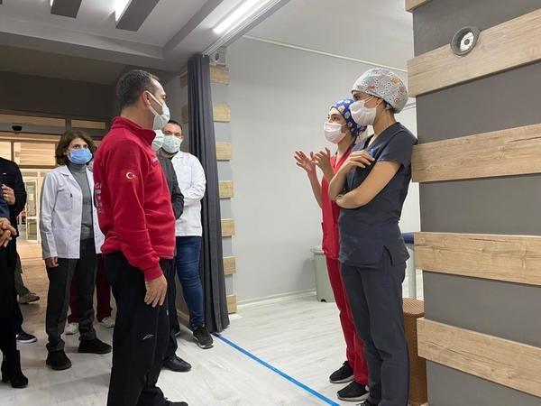 Aydın'da Fizik Tedavi ve Rehabilitasyon hizmetleri tek merkezde verilecek