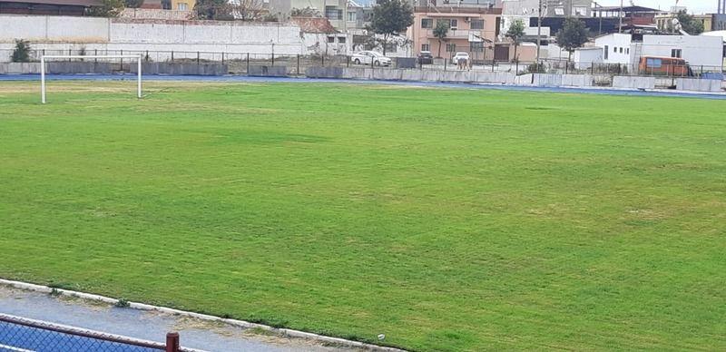 Söke Stadyumu sezona hazır