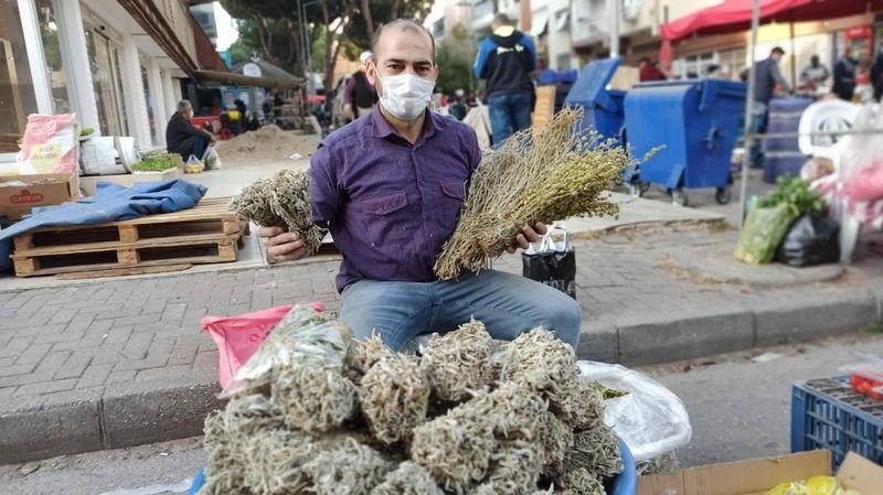 Şifalı bitkiler, pandemi döneminin en çok satılanı