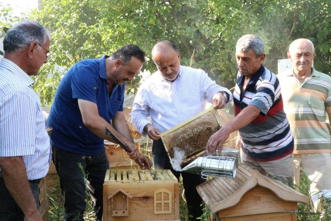 Yavuz'dan arıcılara destek duyurusu