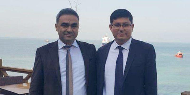 Özcan'ı tiye alan paylaşıma Öztürk'ten tepki