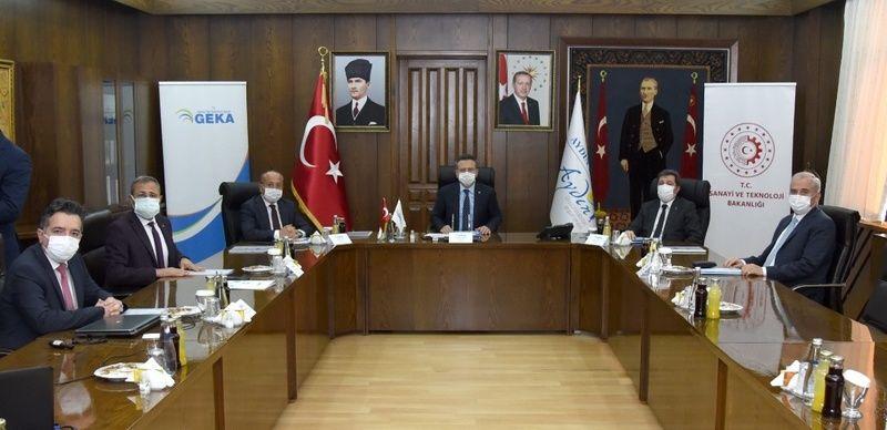 GEKA Toplantısı, Aydın'da yapıldı
