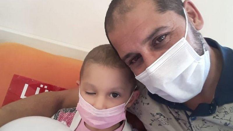 Önce kanseri yendi, sonra protez göze kavuştu