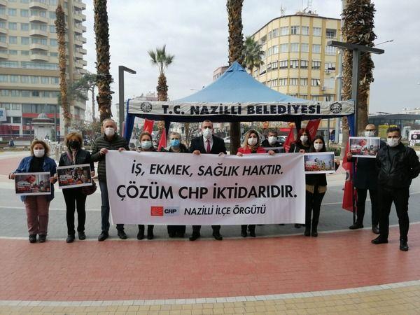 CHP'li Sevim'den 'asgari ücret' çağrısı