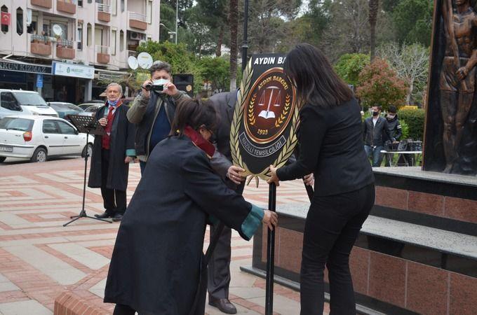 Nazillili Avukatlar 5 Nisan'ı kutladı