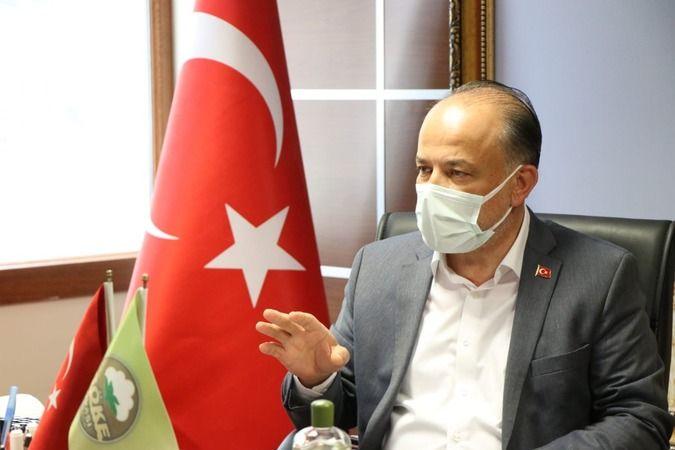 AK Partili Yavuz, üreticilerin yüreğine su serpti