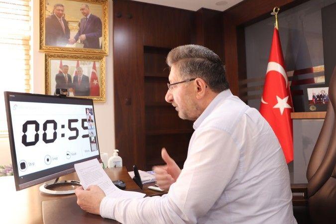 NTO, Ege ve Marmara odaları istişare toplantısına katıldı