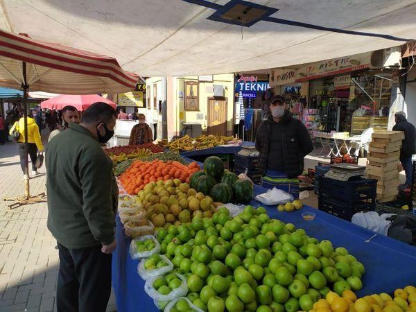 Nazilli'de kurulacak pazarlar belli oldu