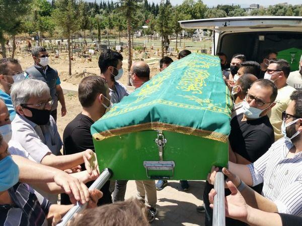 Selim Kınsız, ebediyete uğurlandı